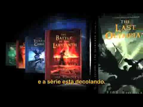 O último olimpiano - Percy Jackson e os olimpianos - Livro 5