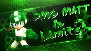 "【SSB4】DMG MattyG – ""Limits 2"" – Megaman Combo Video"