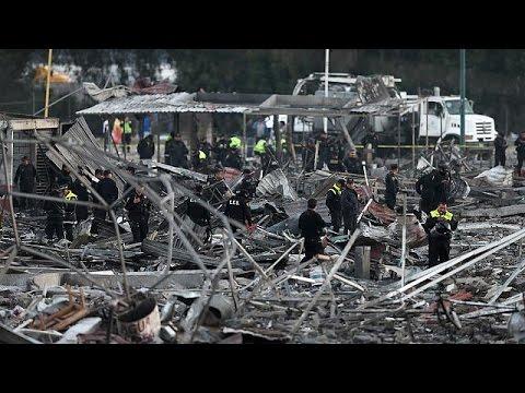 Μεξικό: Ισοπεδώθηκε από πολλαπλές εκρήξεις υπάιθρια αγορά πυροτεχνημάτων