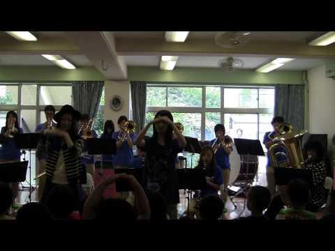 小菅東保育園演奏会2