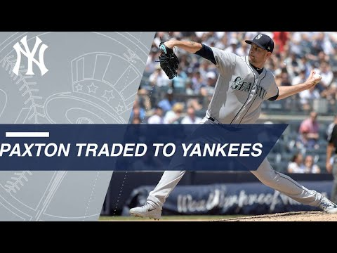 Video: Yankees acquire James Paxton for three prospects
