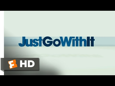 Just Go with It Official Trailer #1 - (2011) HD