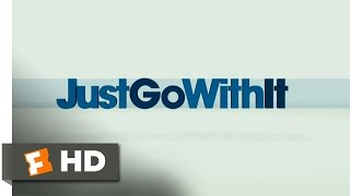 Nonton Just Go With It Official Trailer  1    2011  Hd Film Subtitle Indonesia Streaming Movie Download