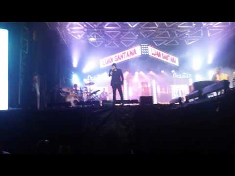 Luan Santana em Itanhaém 2012 - Eu não merecia isso