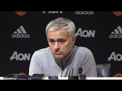 Manchester United 1-1- Everton - Jose Mourinho Full Post Match Press Conference