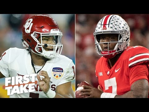 Kyler Murray To Dolphins, Dwayne Haskins To Giants In Mel Kiper's 2019 Mock Draft 1.0 | First Take