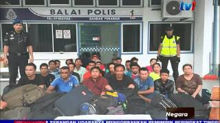 Pati Indonesia  city images : PATI- 54 PATI INDONESIA DITAHAN DI BANDAR PENAWAR [5 APR 2016]