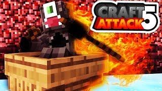 NEUE Nether BAHN! ✖️ Craft Attack 5 #121