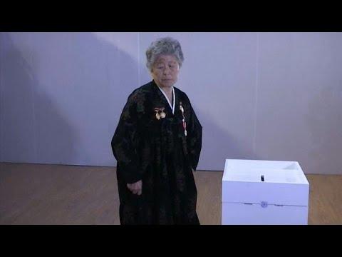 Β. Κορέα: Εορτασμοί για τις βουλευτικές εκλογές