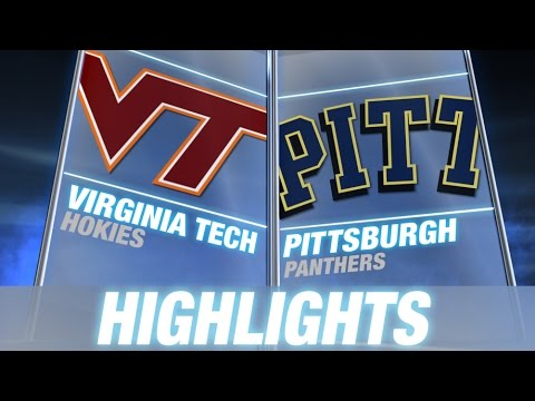 pittsburgh - Pitt snaps a 3-game losing streak with a 21-16 victory over Coastal Division foe Virginia Tech. Tyler Boyd hauled in six catches, including a 53-yard first quarter touchdown in the victory....