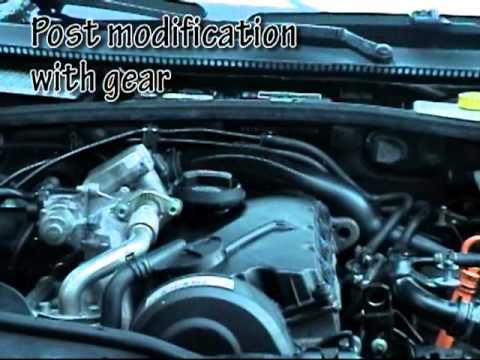 Audi Passat oil pump repair, see vid desc for details on 2.0L TDI engine oil pump failure