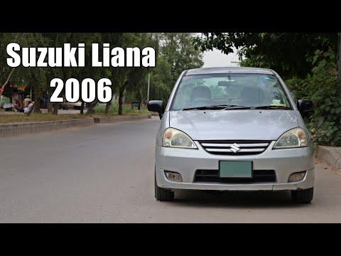 Suzuki Liana 2006 - Price, Specs & Features | Talha Rajpoot