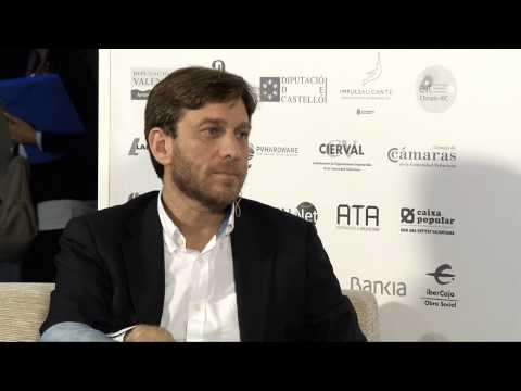 Entrevista a Joshua Novick en el #DPECV2014