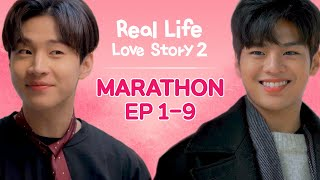 Video 1 HOUR LONG [Real Life Love Story] Season 2 EP1-EP9 Compilation • ENG SUB • dingo kdrama MP3, 3GP, MP4, WEBM, AVI, FLV November 2018