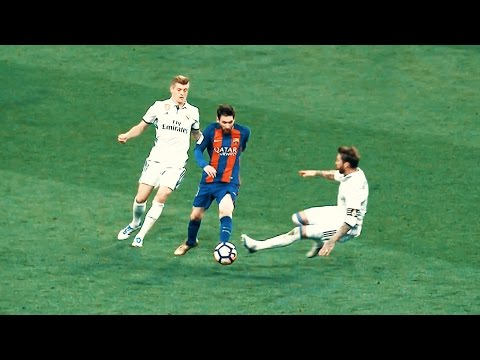 Trying To Stop Lionel Messi 2017 | HD