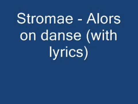 Alors on danse -