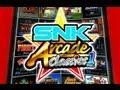 intro Snk Arcade Classics Vol 1 wii