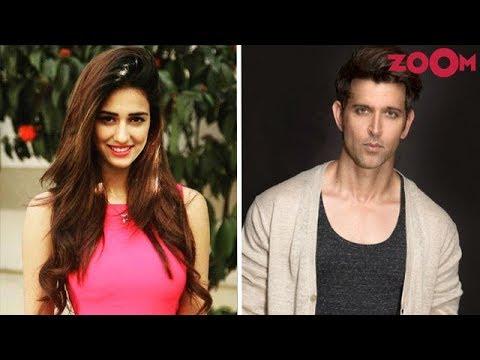 Disha Patani To Star Opposite Hrithik Roshan In Rohit Dhawan's Next?   Bollywood News