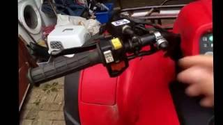 6. Honda TRX 500 FM review and guide to problems