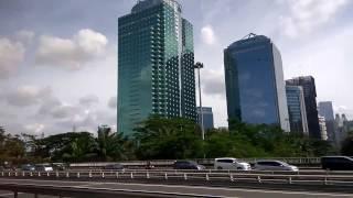 Gedung gedung pencakar langit jakarta