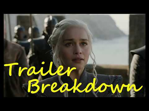 Season 7 trailer breakdown (Game of Thrones)