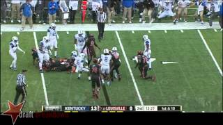 DeVante Parker vs Kentucky (2014)