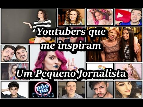 Youtubers que me Inspiram