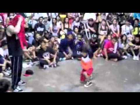 Baile hombre Vs. niño