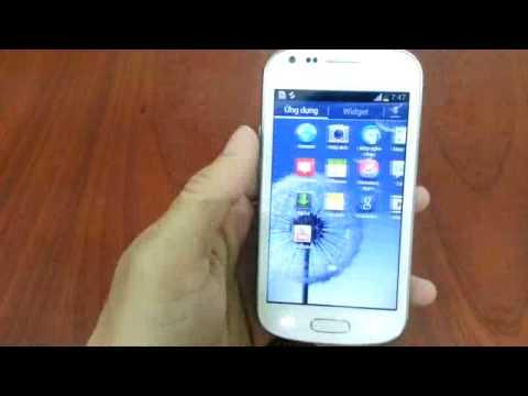 PH hướng dẫn sử dụng Samsung Galaxy Trend