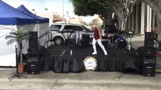SAIKA 彩華 Performs at NAACP Juneteenth 2016
