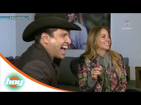 ¡Julión Álvarez reaparece en televisión! | Hoy