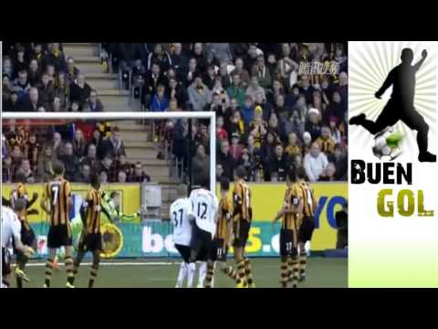 Hull City 3-1 Liverpool (01-12-2013) Highlights Premier League