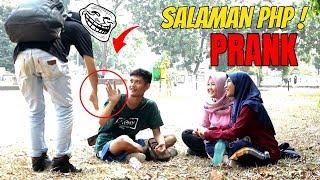 Video PARAH!! NGAJAK ORANG SALAMAN, EHH MALAH MELESET | Prank Indonesia MP3, 3GP, MP4, WEBM, AVI, FLV Desember 2018