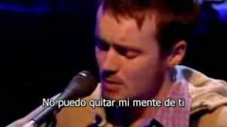 DAMIEN RICE THE BLOWER`S DAUGHTER ( sub.ESPAÑOL  Live acoustic