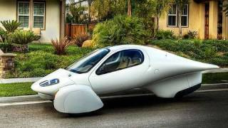 Автомобиль будущего: зарядил и поехал