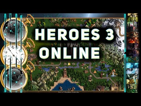 Heroes 3 ♣ How to play online versus other players ► Heroes III multiplayer tutorial