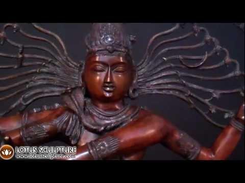 SOLD Brass Large Dancing Shiva Nataraj 70