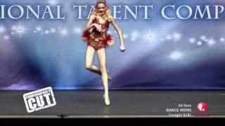 Hear Me Roar/Roar - Chloe Lukasiak - Full Solo - Dance Moms - Dance Moms: Choreographer's Cut