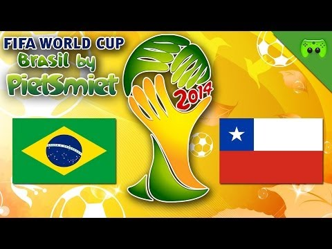 FIFA WM ORAKEL 2014 - Brasilien vs Chile Achtelfinale «» Let's Play FIFA 14 WM