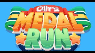 Olly's Medal Run
