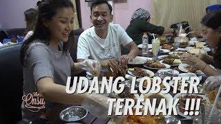 Video The Onsu Family - UDANG LOBSTER TERENAK !!!! MP3, 3GP, MP4, WEBM, AVI, FLV Agustus 2019