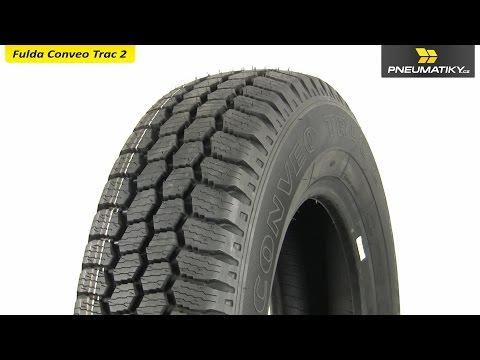 Youtube Fulda Conveo Trac 2 215/65 R16 C 106/104 T Zimní