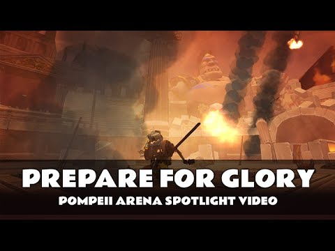 Guns and Robots Official Teaser HD The new Arena «Pompeii»