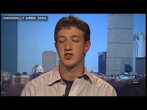 Watch This First Interview Ever In 2004 With College Kid Mark Zuckerberg Who Just Invented Something Called 'Facebook'