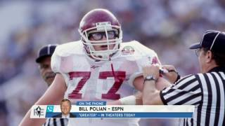 Nonton ESPN NFL Analyst Bill Polian on The Brandon Burlsworth Story - 8/26/16 Film Subtitle Indonesia Streaming Movie Download