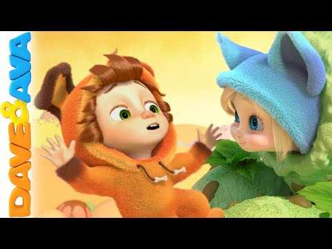 😁 Nursery Rhymes and Kids Songs by Dave and Ava 😃