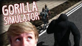 Gorilla Simulator - BLOWING UP JEDWARD!