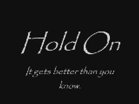 hold on lyrics - Hold on by Good Charlotte.