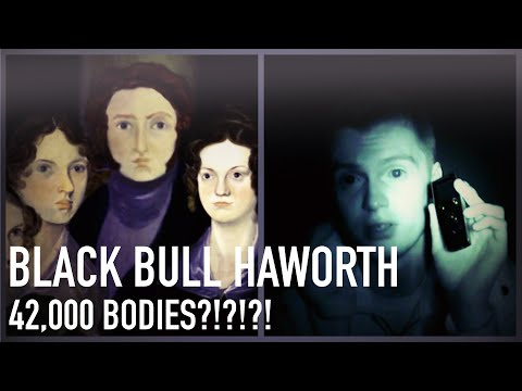 Black Bull Haworth | Ghost Hunting - Ghost Quest