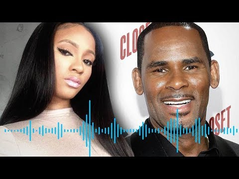 "R. Kelly Pressured Teen GF to Deny They Made ""It"" Or Else She Would Be Cut Off (Audio)"